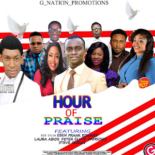 MIXTAPE: Dj SAGING_G Hour of Praise Mixtape