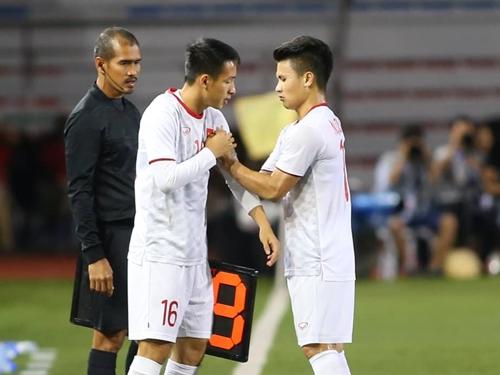 Quang Hải rách cơ, lỡ trận gặp U22 Thái Lan