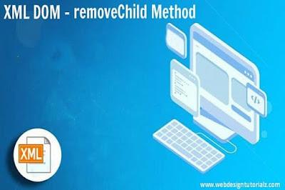 XML DOM - removeChild Method