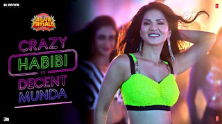 Crazy Habibi Vs Decent Munda Lyrics - Benny Dayal, Guru Randhawa
