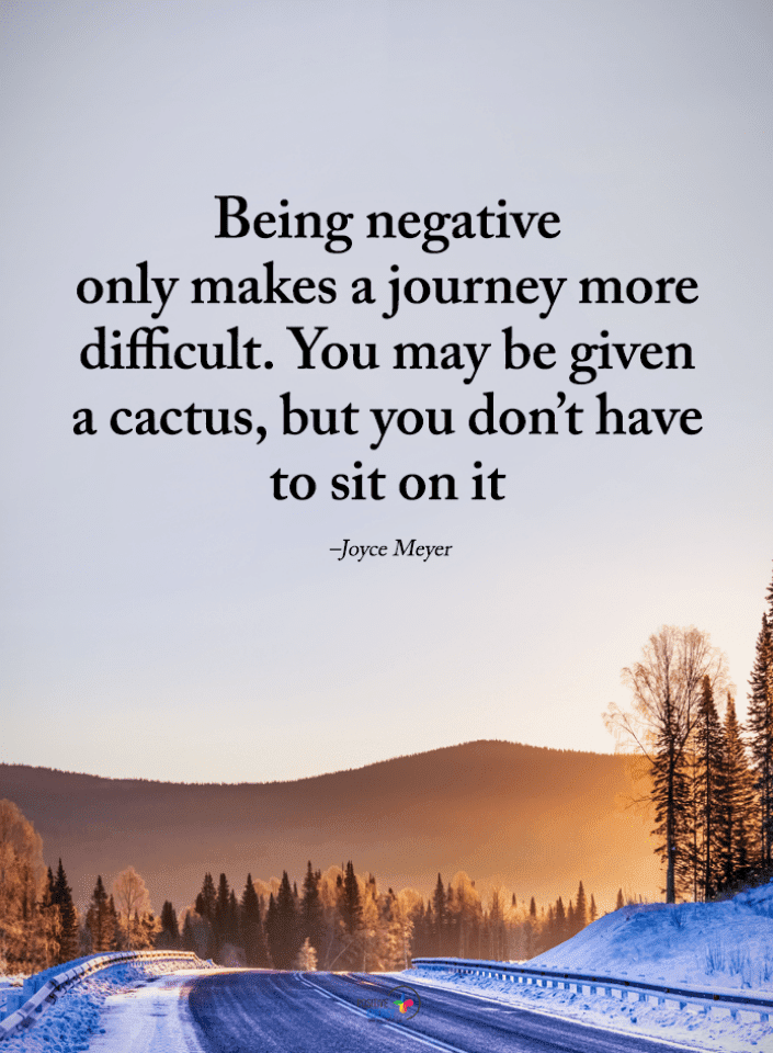 Quotes, Joyce Meyer Quotes, Being Negative Quotes,