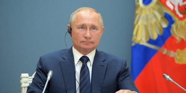 Putin: Siapa Yang Akan Menggigit, Kami Akan Rontokkan Giginya! Militer Kami Jaminannya