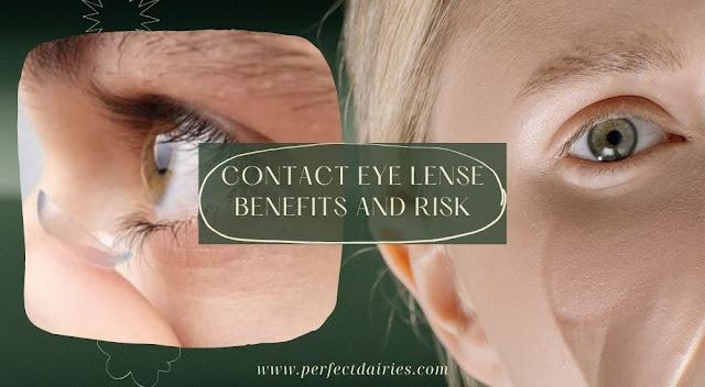 Contact Eye lenses