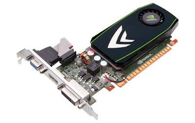 Nvidia GeForce GT 430ドライバーダウンロード