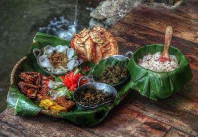 Wisata Kuliner Sapu Lidi Bandung