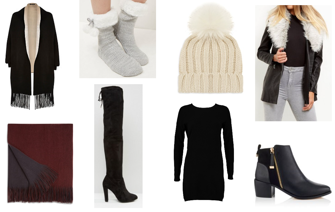 autumn and winter wardrobe essentials