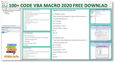 [Free Ebook] 101 Excel Powerful Microsoft Excel VBA Code 2020