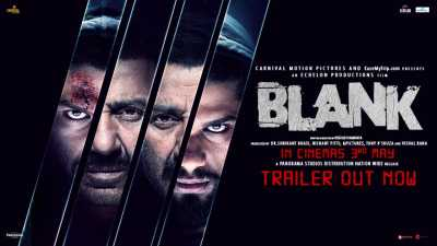 Blank 2019 Hindi Full Movie Free Download HD 480p 1080p
