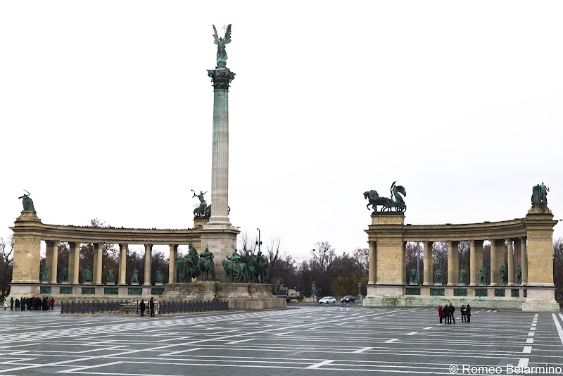 Heroes' Square What to Do in Budapest in One Day
