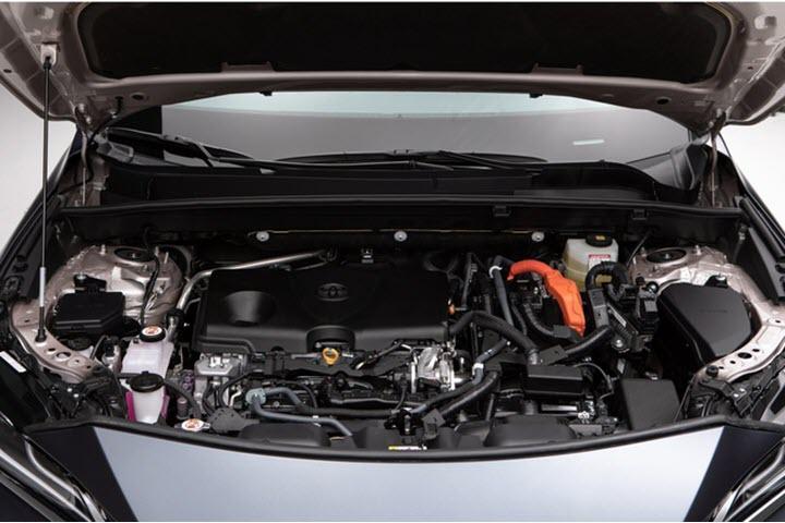 Lý do Toyota Venza có thêm 3 motor điện