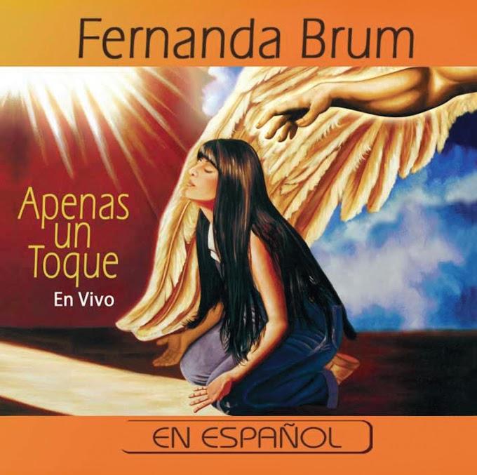 Encarte: Fernanda Brum - Apenas un Toque en Español (Digital Edition)