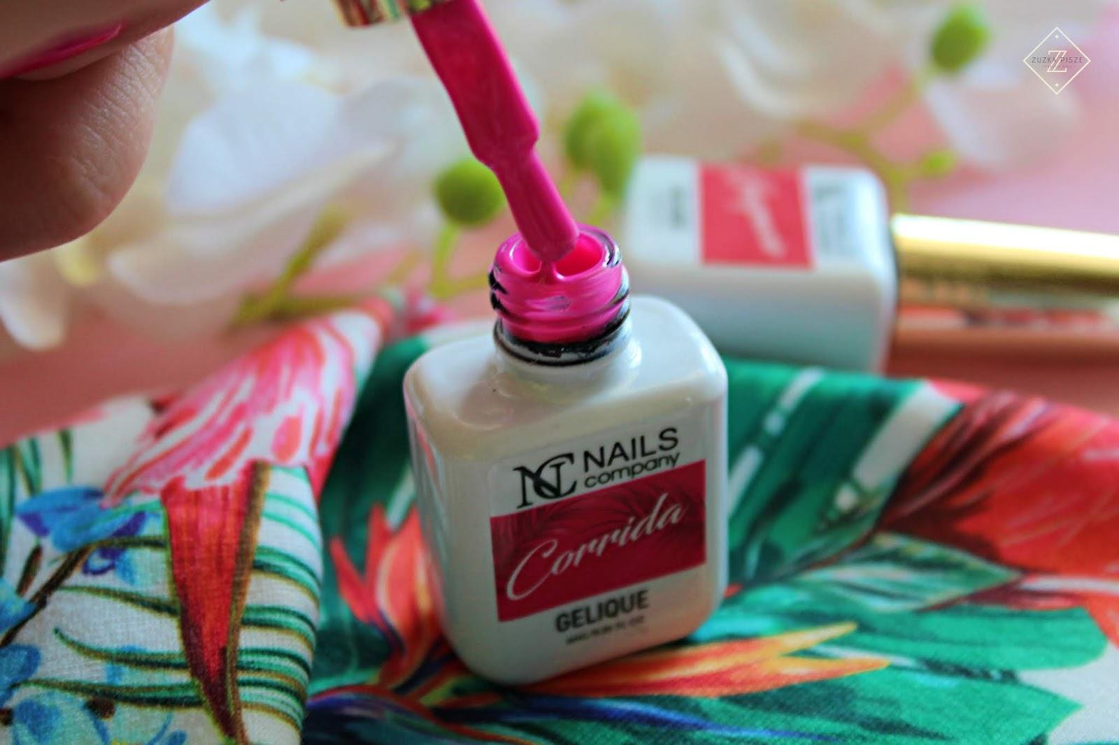 Lakier hybrydowy Corrida NC Nails Company