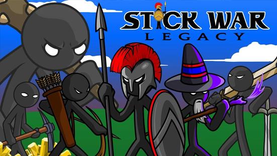 Stick War: Legacy v1.7.04 Apk Mod [Money]