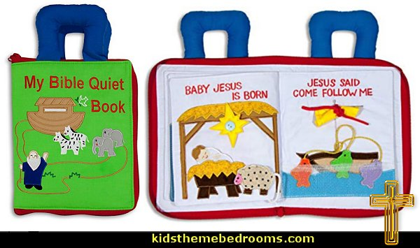 My Bible Quiet Book christian gifts christmas gifts chrildren christmas Jesus gift ideas