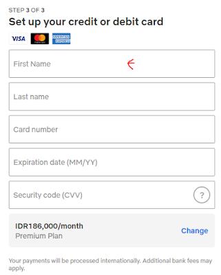 alamat pembayaran netflix