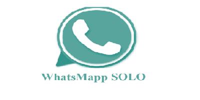 تحميل تطبيق واتساب بلس ماب سولو بلس 2020 WhatsMapp اخر اصدار