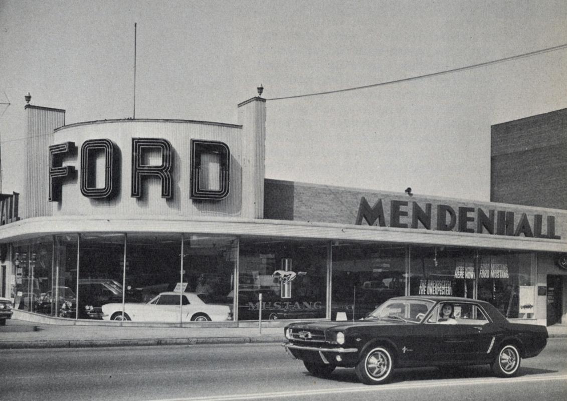Classic Car Dealership Fire
