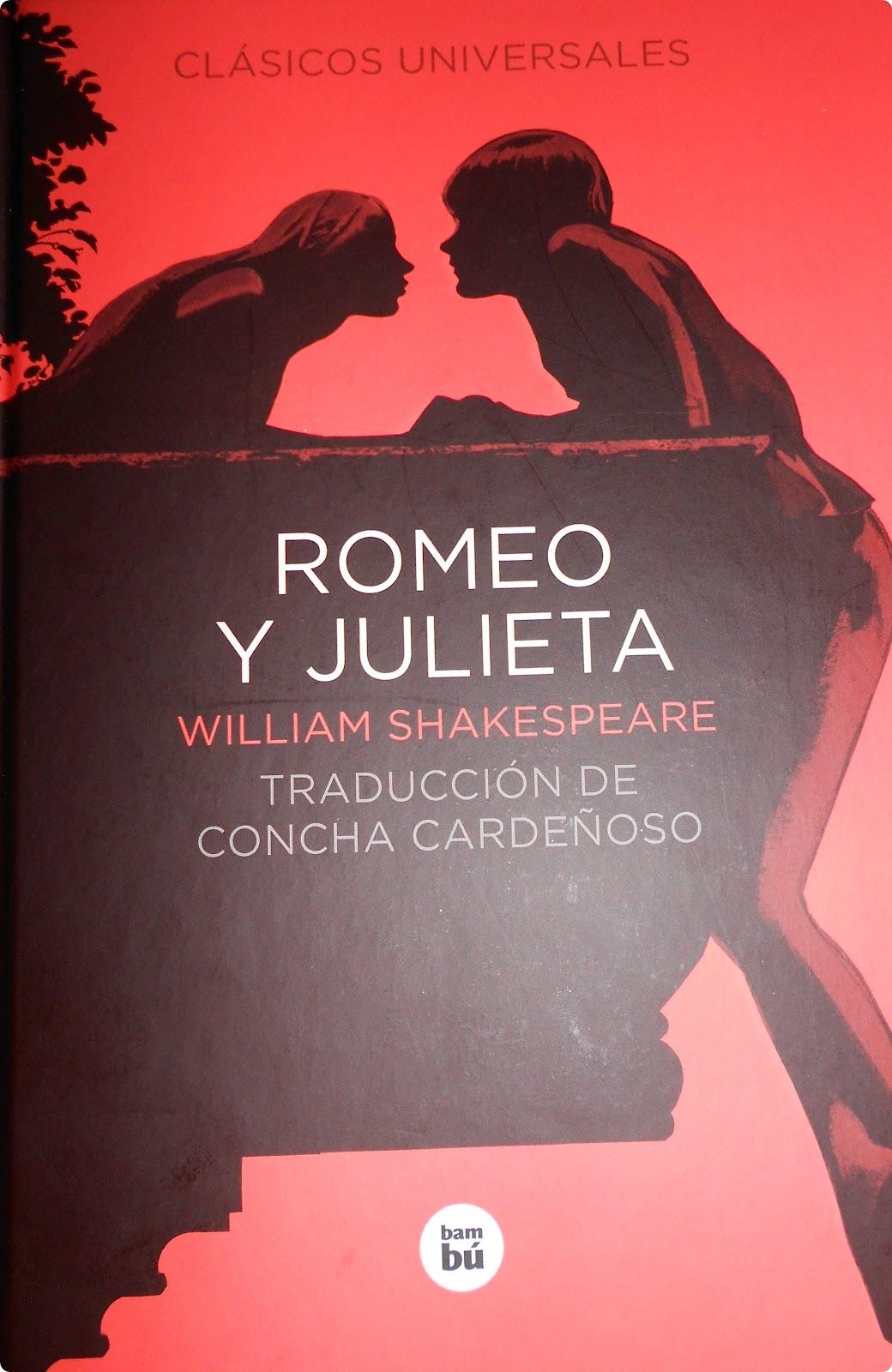 Viajera de libros: Reseña #28 [español] Romeo y Julieta