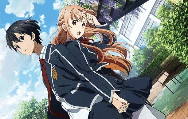 Pasangan Anime Terbaik - Kirigaya Kazuto X Yuuki Asuna