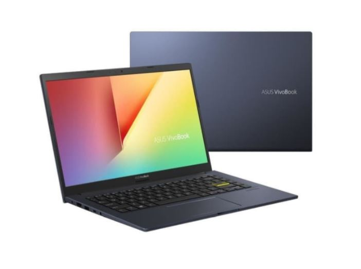 Asus Vivobook 14 M413DA EK301T, Laptop Murah Powerful Bertenaga Ryzen 3 3250U