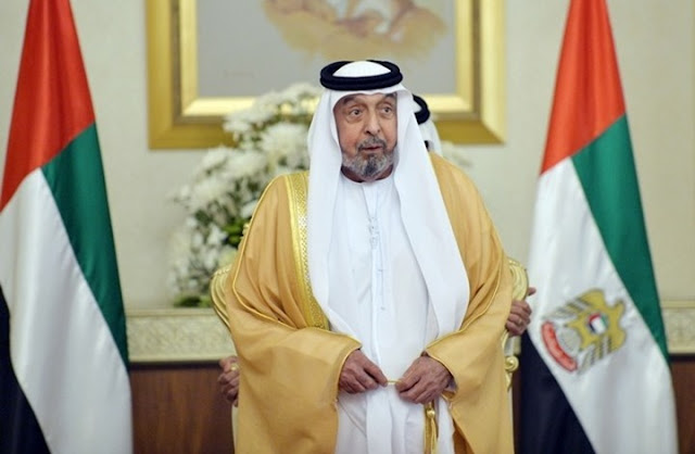 عودة رئيس الإمارات للبلاد بعد رحلة خاصة وخبر نادر