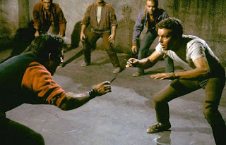 narasi romeo and juliet film west side story