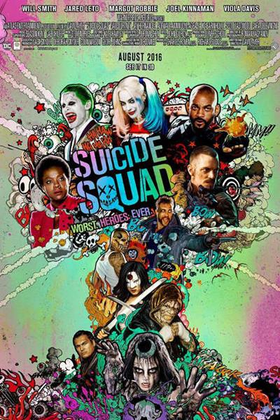 Suicide Squad 2016 full movie