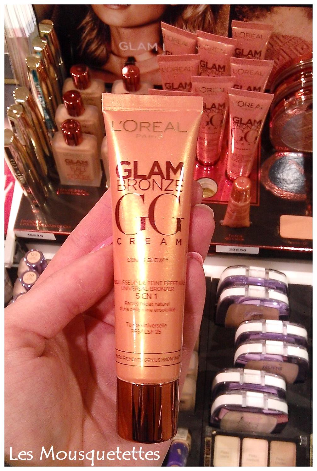 GG Cream L'Oréal - Les Mousquetettes©