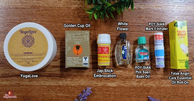 Marcas de óleo essencial de embrocação e linimento nas Filipinas | Querida Kitty Kittie Kath 3