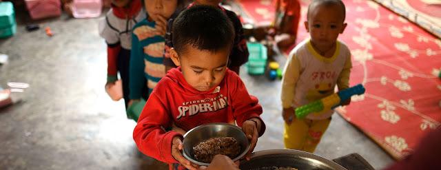 SALUD:  Según la ONU más de 820 millones de personas pasan hambre, unos 2000 millones sufren su amenaza y en Venezuela se agrava.