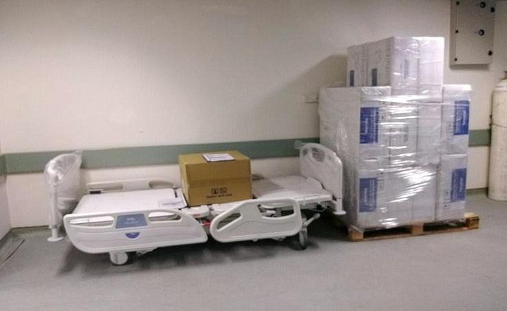 Έξι νέες κλίνες ΜΕΘ στο Νοσοκομείο Αλεξανδρούπολης