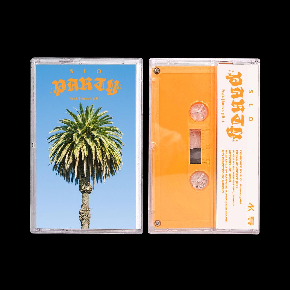 SLO – Party (Feat. Jhnovr, pH-1) – Single