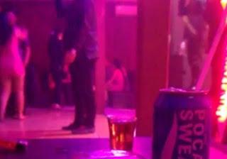TKP Polisi Tembak Mati TNI Diketahui Warga Kafe Esek-esek