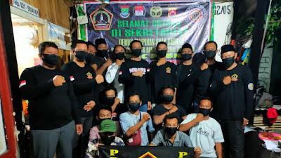 DPAC PPBNI kecamatan Mauk Lakukan Konsolidasi dan Penguatan Pengurus serta  keanggotaan