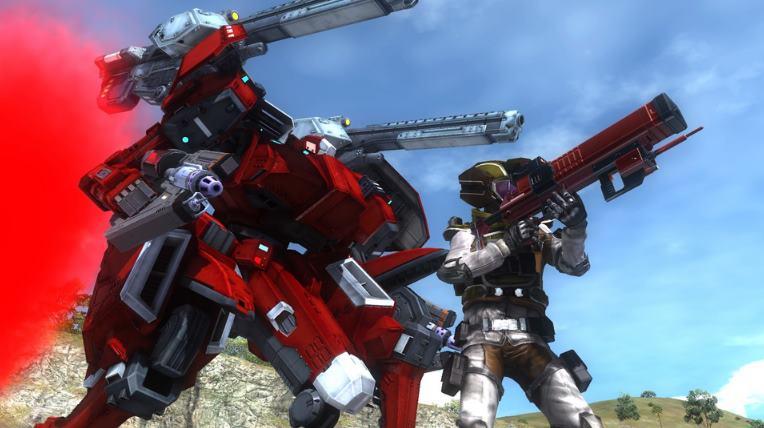 Earth Defense Force 5 PC Full