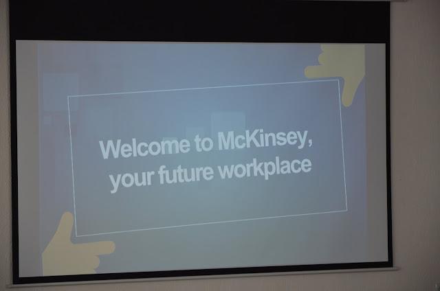 Відбулась презентація компанії McKinsey