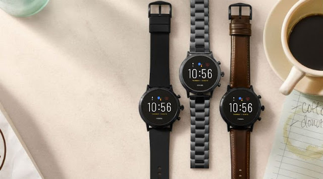 Fossil Gen 5 range smartwatches launched at Rs. Rs. 22,995 in India
