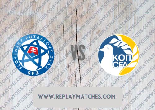 Slovakia vs Cyprus -Highlights 07 September 2021