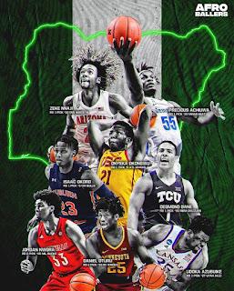 2020 NBA DRAFT PICKS: NAIJA BOYS ATUGO DOWN