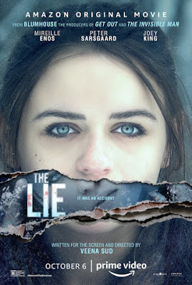 The Lie 2020 [English 5.1ch] 720p | 480p WEB HDRip ESub x264 750Mb | 250Mb