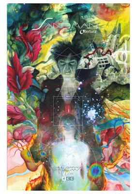 Review de Biblioteca Sandman Vol. 0: Obertura de Neil Gaiman - ECC Ediciones
