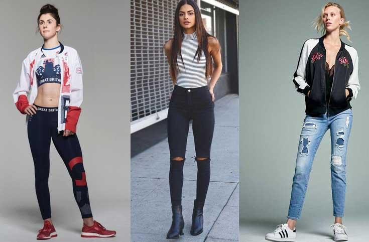 Como utilizar los pantalones de moda