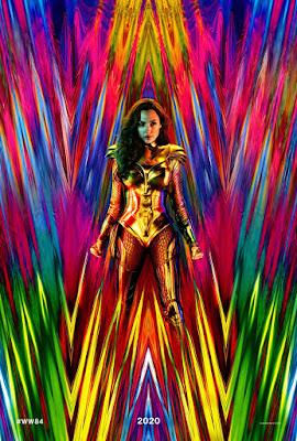 WONDER WOMAN 1984 - Poster de la película