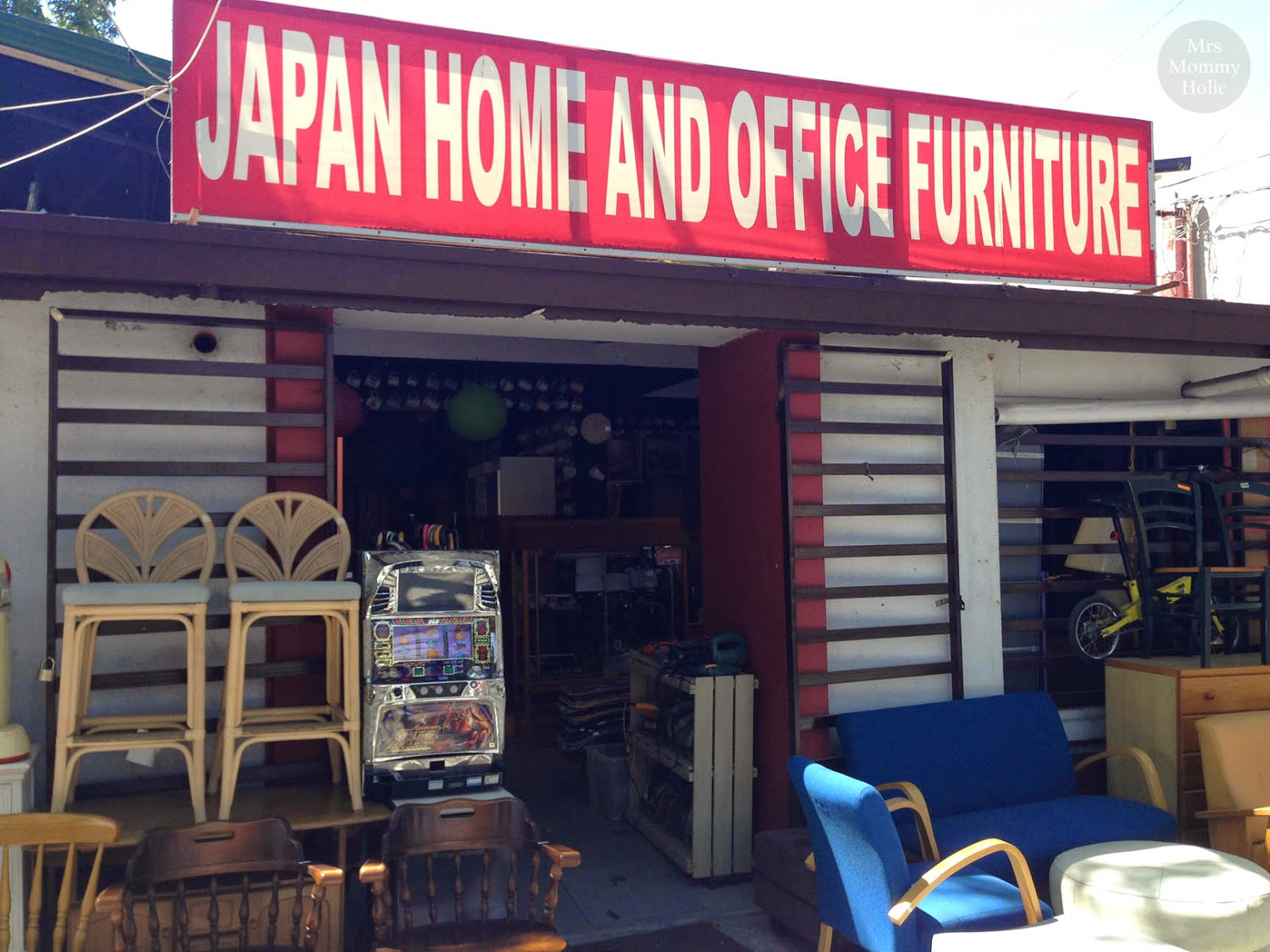Japan surplus store bf paranque