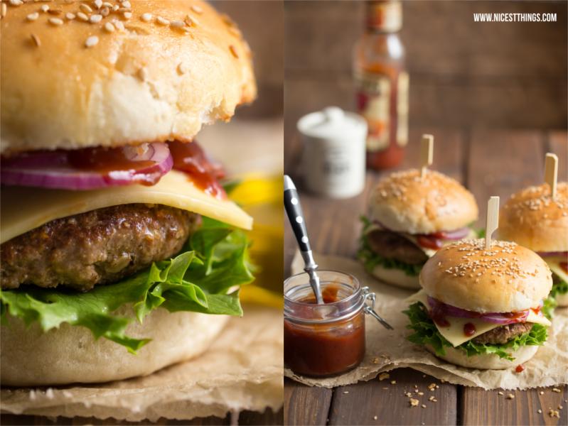 Burger Buns Thermomix, die besten Burgerbrötchen selber machen