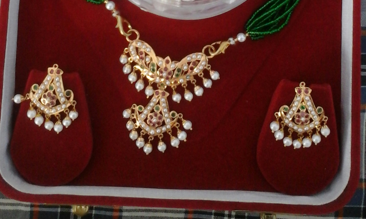 Latest Design of Rajputi GOLD NECKLACES 2016 | Culture of Rajasthan