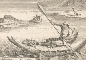 Los changos: hombres del mar