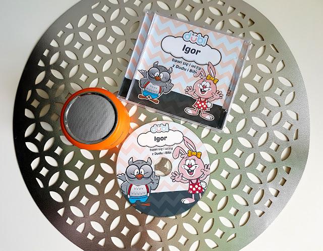 DUBI - personalizowana muzyka dla malucha - piosenki dla dzieci z imieniem - Dudu i Bibi - piosenki dla najmłodszych - piosenki przedszkolaka