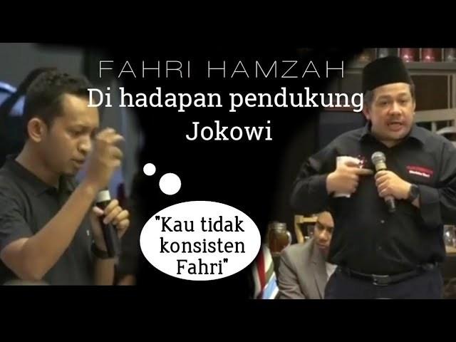 Presiden Kerja Demi Masa Depan Republik Indonesia Dan Anda Sendiri Fahri Hamzah Kerjanya Hanya Menebar HOAX