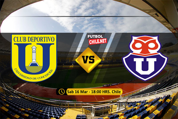 PREVIA: Universidad de Concepción vs Universidad de Chile